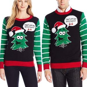 Unisex Heavyweight Ugly Christmas Sweater [XXL]